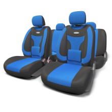 Купить Авточехлы Формованный велюр Синий Автопрофи ECO-1105 BK/BL (M) для HONDA HR-V в Саратове